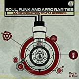 V.A. - Soul. Funk & Afro Rarities: An Introduction To Ata Records [Japan CD] PCD-17687