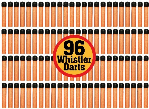 Nerf N-Strike Whistler Darts 16 ct. (pack of 6)