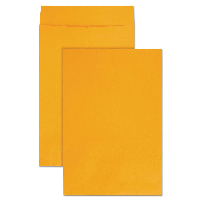 QUA42353 - Quality Park Jumbo Size Kraft Envelope