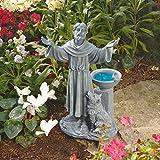 Design Toscano JE14106 St. Francis' Blessing