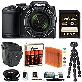 Nikon COOLPIX B500 Digital Camera w/32GB USB Accessory Bundle
