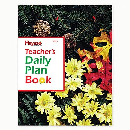 Flipside H-TDP410BN Teachers Daily Plan Book, 40 Weeks, MultiPk 3 Each