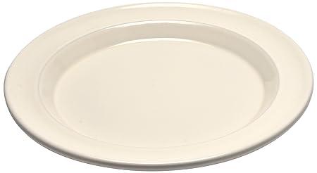 Emile Henry Glazed Ceramic Dinner Plate Clay  sc 1 st  Amazon UK & Emile Henry Glazed Ceramic Dinner Plate Clay: Amazon.co.uk: Kitchen ...