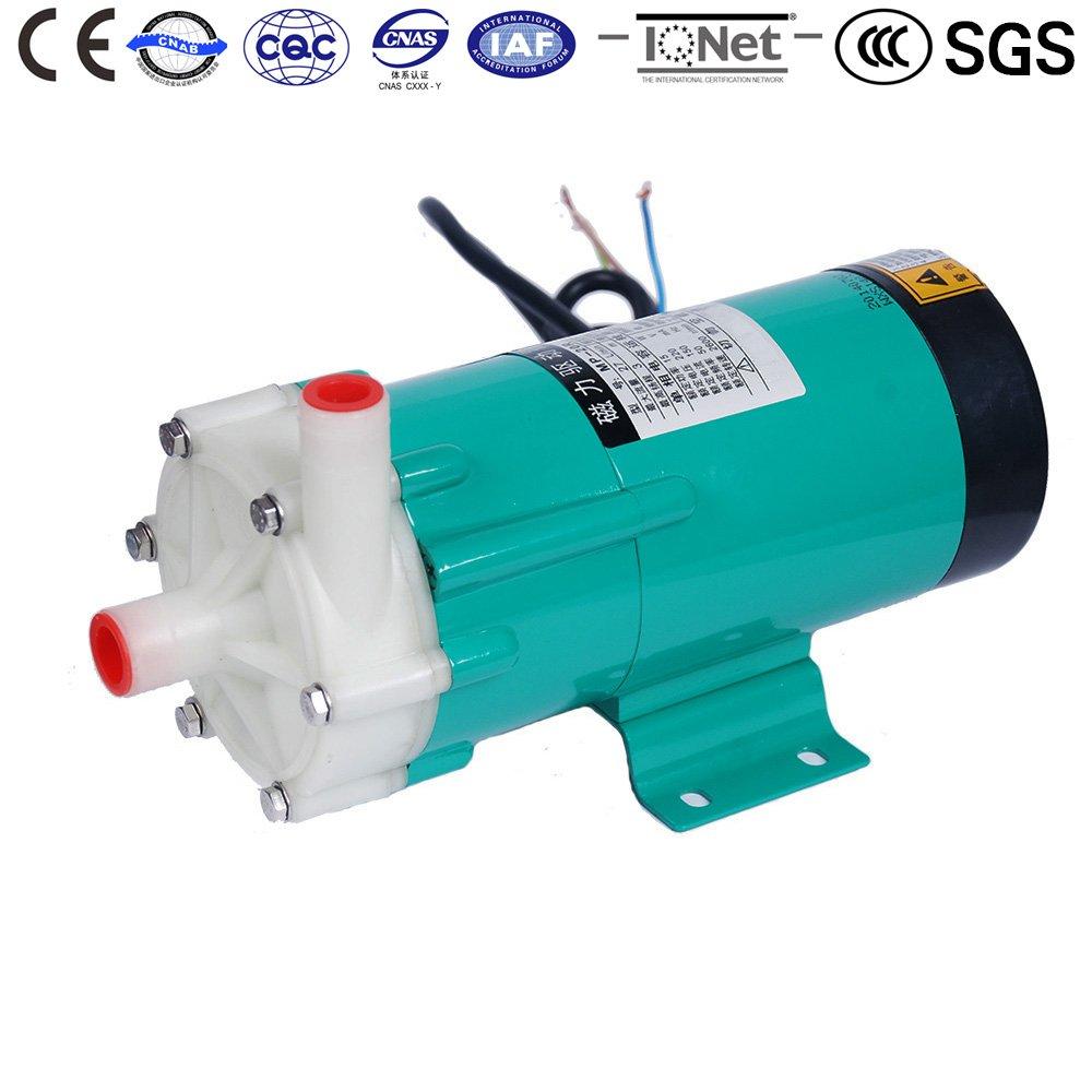 CE-Zertifikat Magnetantrieb Circulation Wasserpumpe MP-15R 220V / 50 Hz 8~16 L/min Korrosionsbestä ndige chemische Industriepumpen Flü ssigkeitspumpe Pumpe XINXISHAN