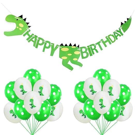 Decoración de cumpleaños Set, Happy Birthday Banners & 60 ...