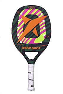 Drop Shot Vezel 1.0 BT Professional Beach Tennis Paddle Racquet