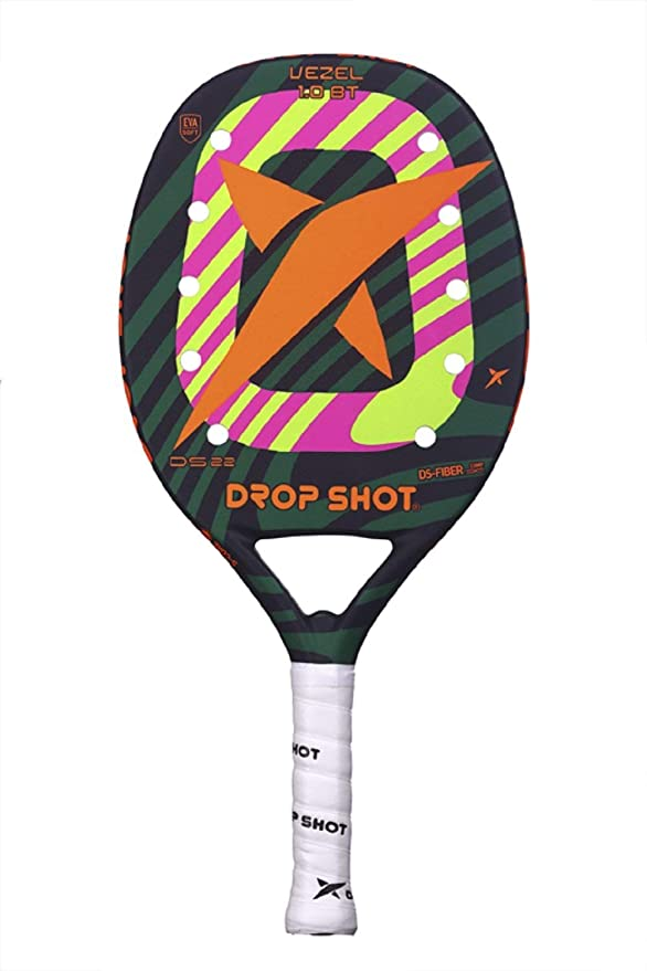 Amazon.com: Drop Shot Vezel 1.0 BT Profesional playa tenis ...