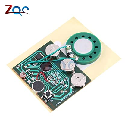 30s 30secs Photosensitive Sound Voice Audio Music Recordable Recorder Board Chip Programmable Music Module For Greeting Card Diy 100% High Quality Materials Video Games