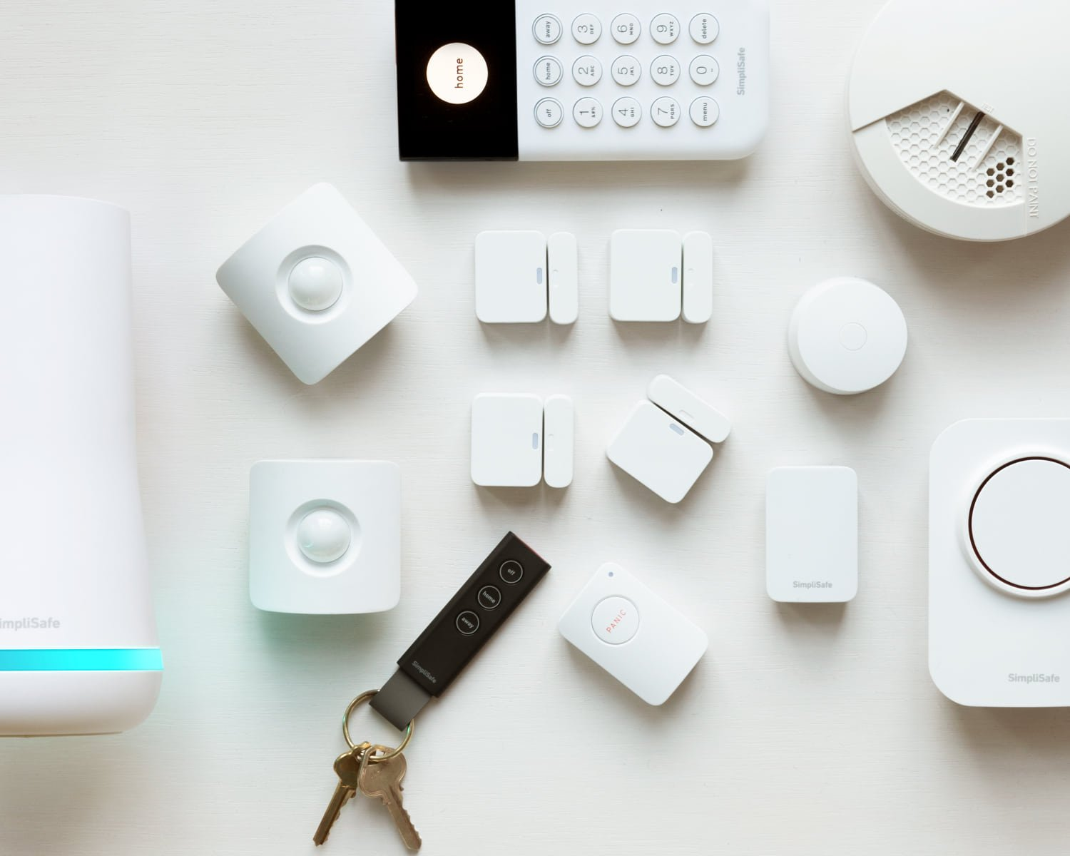 Amazon.com: SimpliSafe Wireless Home Security System The ...