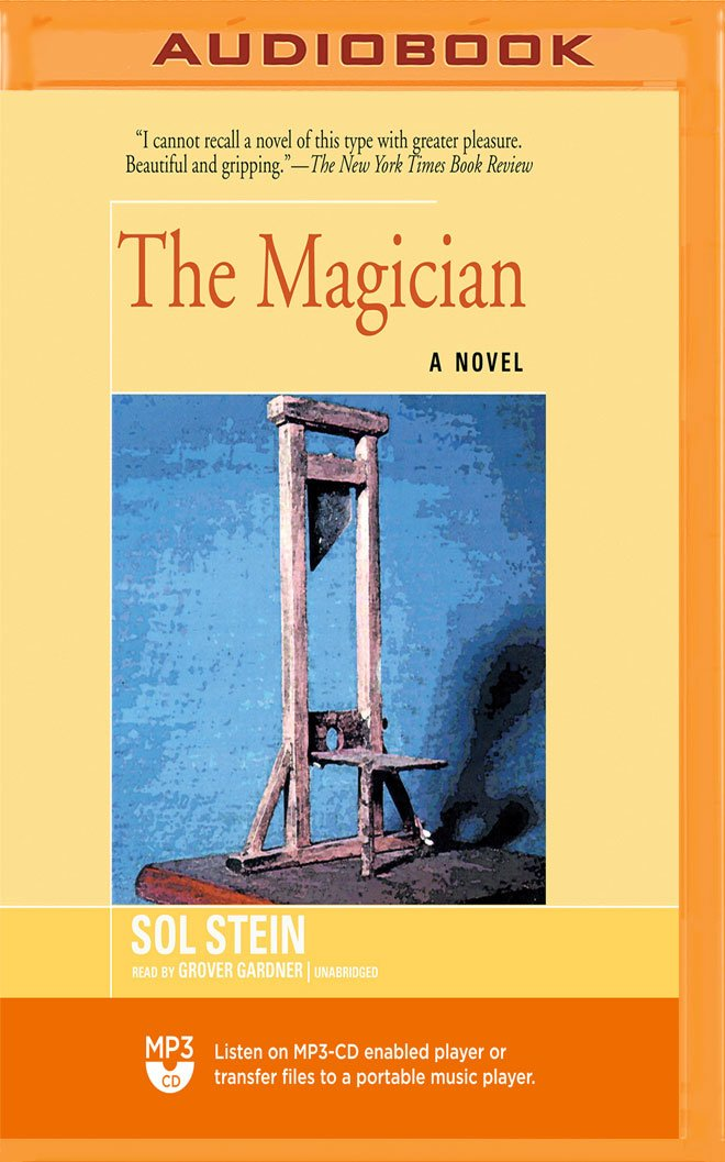 The Magician pdf epub