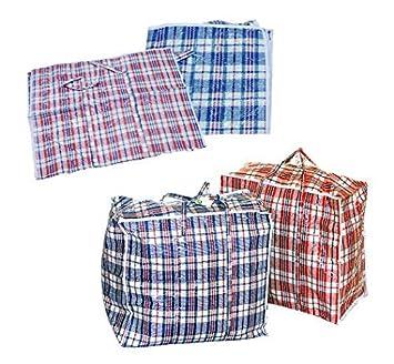 rencontrer 989f3 3a753 A-goo - Grand sac zippé et réutilisable en PVC robuste ...