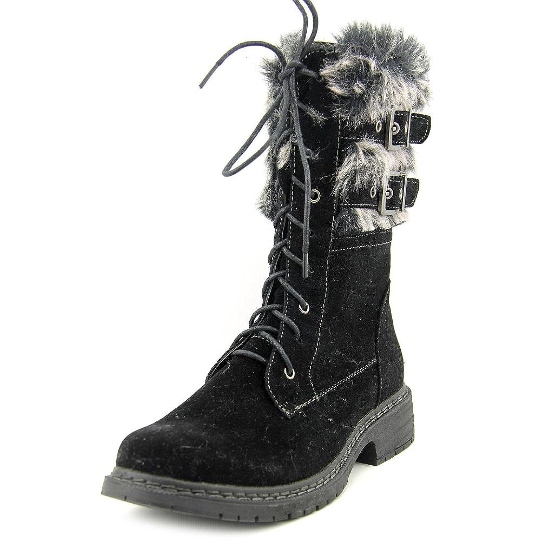 Wanted Pilsner Women US 8 Black Winter Boot