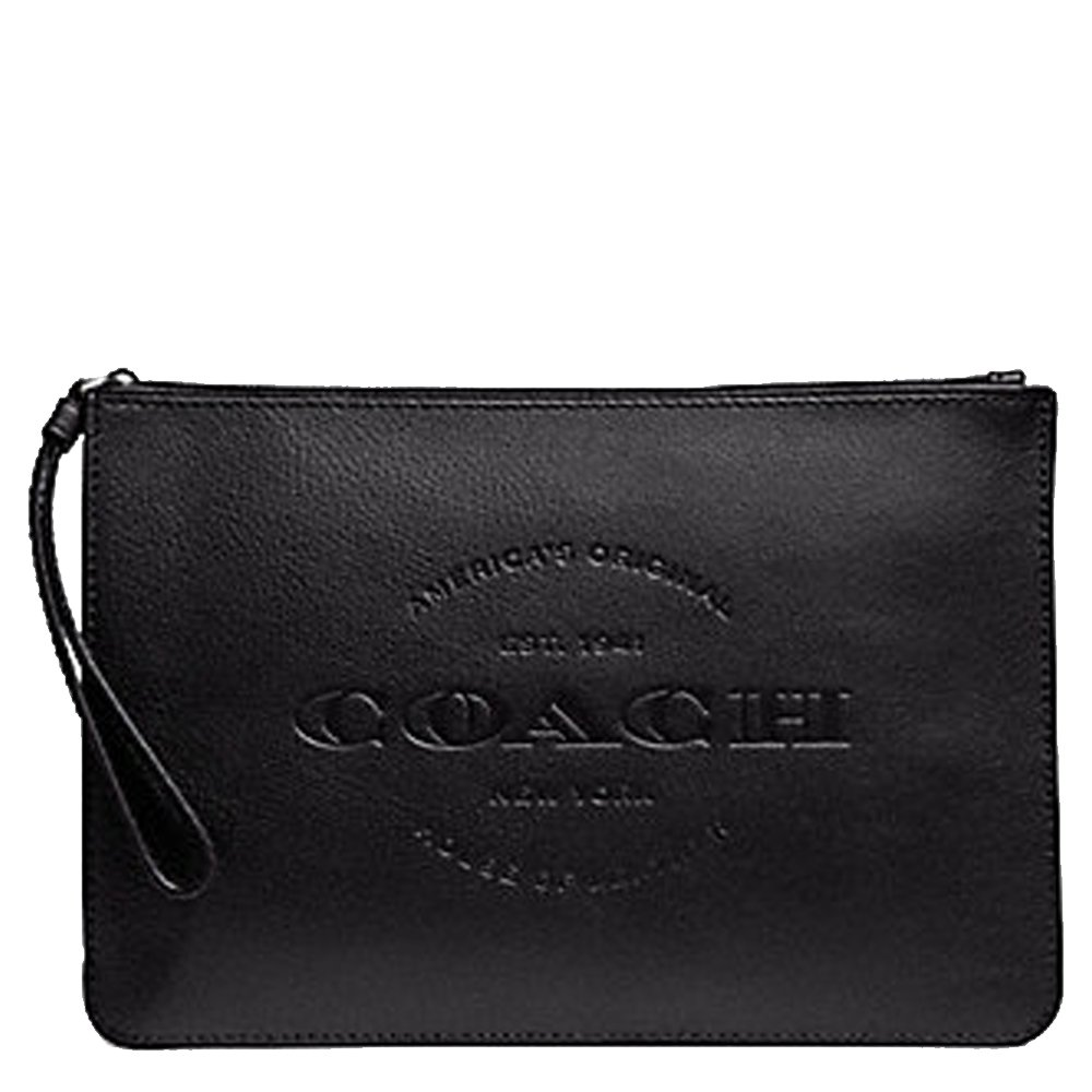 Coach Wristlet Bag Wallet Clutch Leather F11482 by Coach