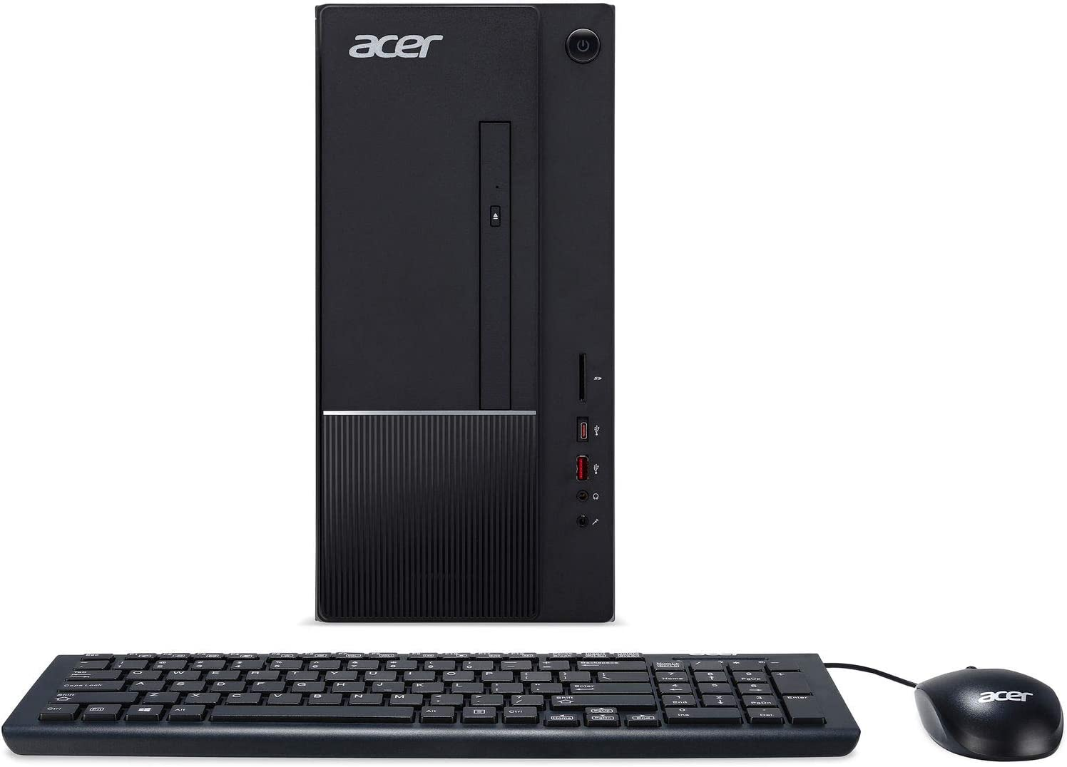 Acer Aspire TC Intel Core i5-9400 2.9GHz 8GB Ram 512GB SSD Windows 10 Home (Renewed)