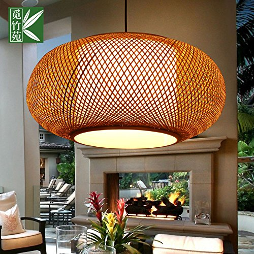 Pendant Lamp Chandelier Hanging Chinese Living Room Home