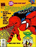 Spider-Man Magazine #4 August 1994 (cards included)