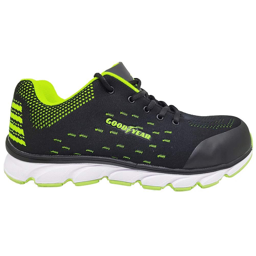 Goodyear Sicherheitsschuh GYSHU1560 S1P SRC Safety Shoe Black
