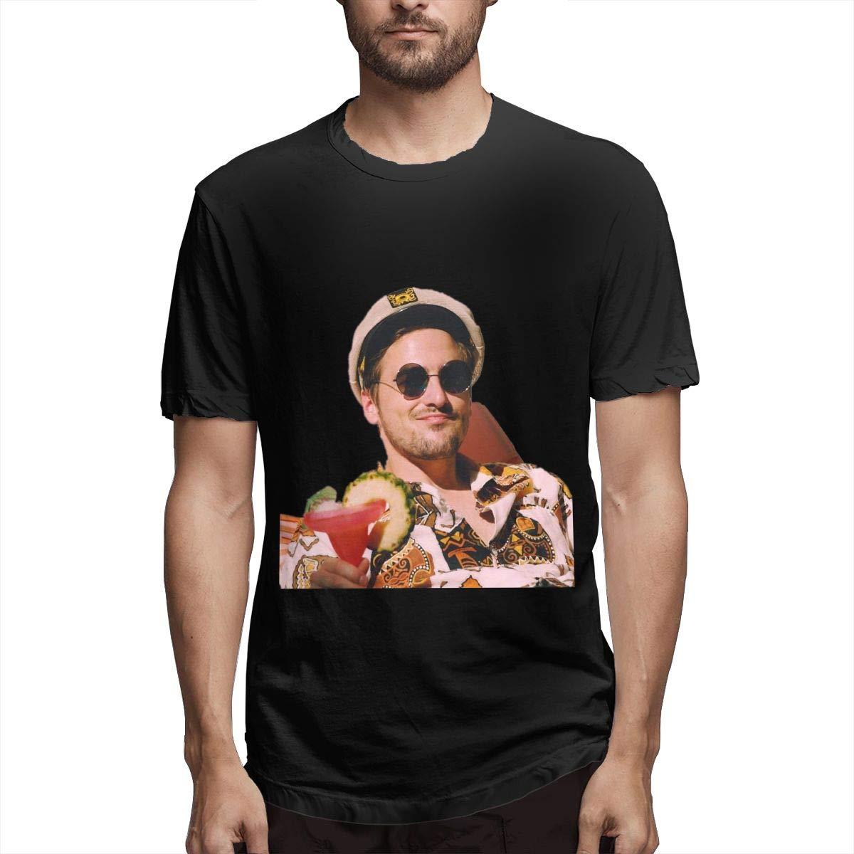 Lihehen Big Time Rush Fashion Leisure Round Neck T Shirt