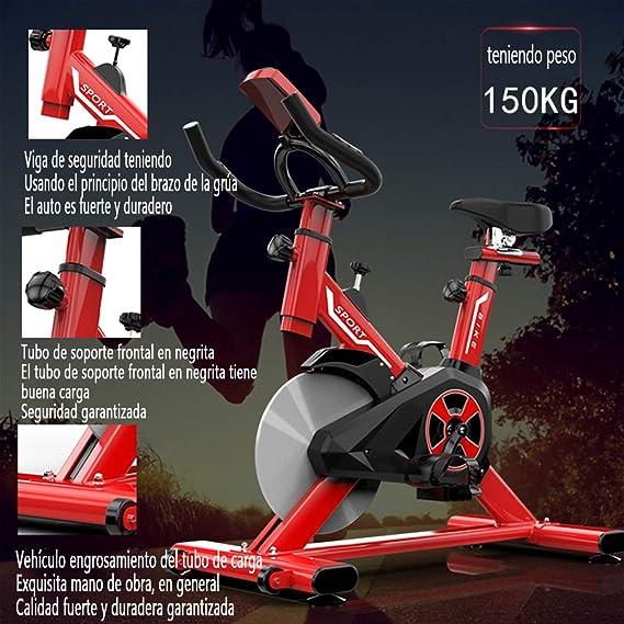 Keumer Bicicleta Estática De Interior, Equipo De Entrenamiento De ...