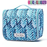Chapter: True Colors. Large Makeup & Cosmetic Hanging Toiletry Bag Travel Organizer for Men & Women...