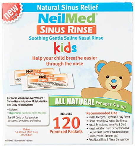 Neil Med Sinus Rinse Pediatric Packets, Premixed ()
