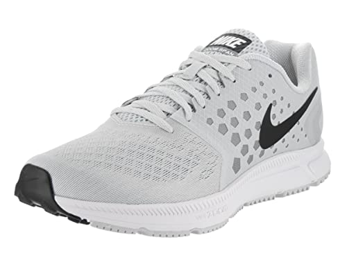 quality design 0be37 7c313 Nike Men s Zoom Span White Black Cool Grey Pure Pla Running Shoe 9. 5 Men  US  Buy Online at Low Prices in India - Amazon.in