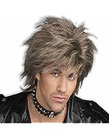Mixed Blonde Punk Idol Wig - Adult Std.