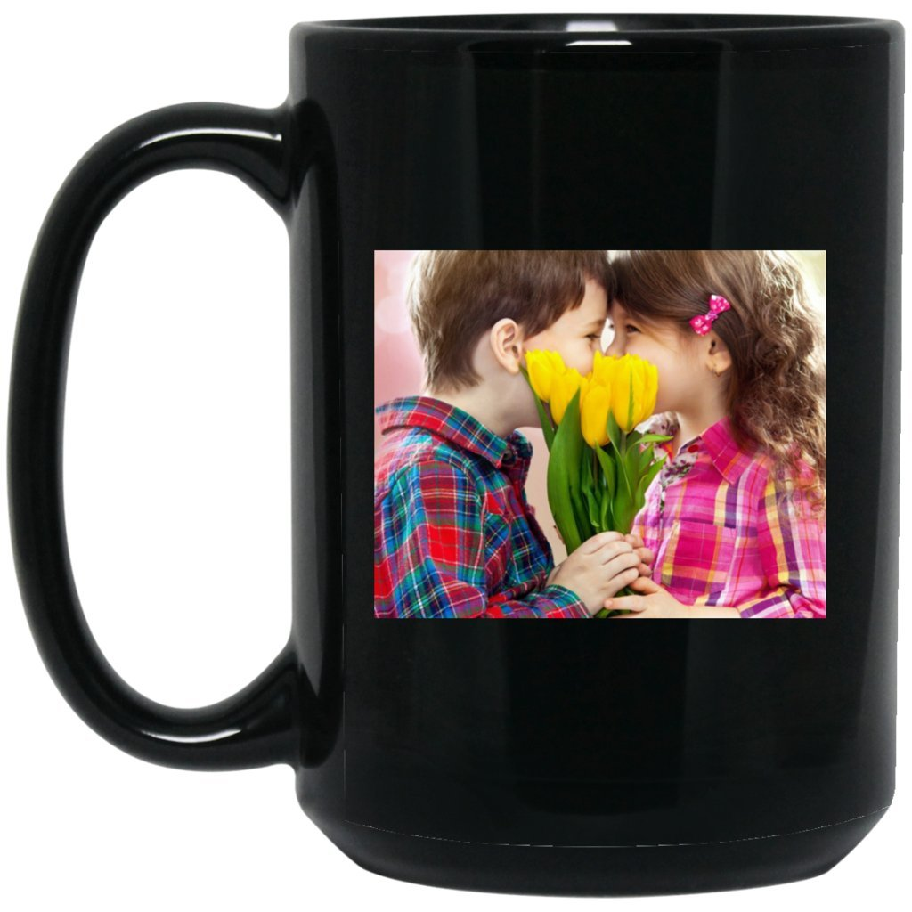Personalized Coffee Mug for Father Day - Add Your Photo/Logo to Customized Travel, Beer Mug - Great Quality for Gift (Black, 15 oz) by BestEquips (Image #5)