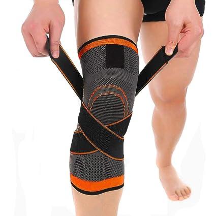 Sonstige Sport Kniebandage Knieschützer Kniepolster Knieschutz Freizeit Knieorthese