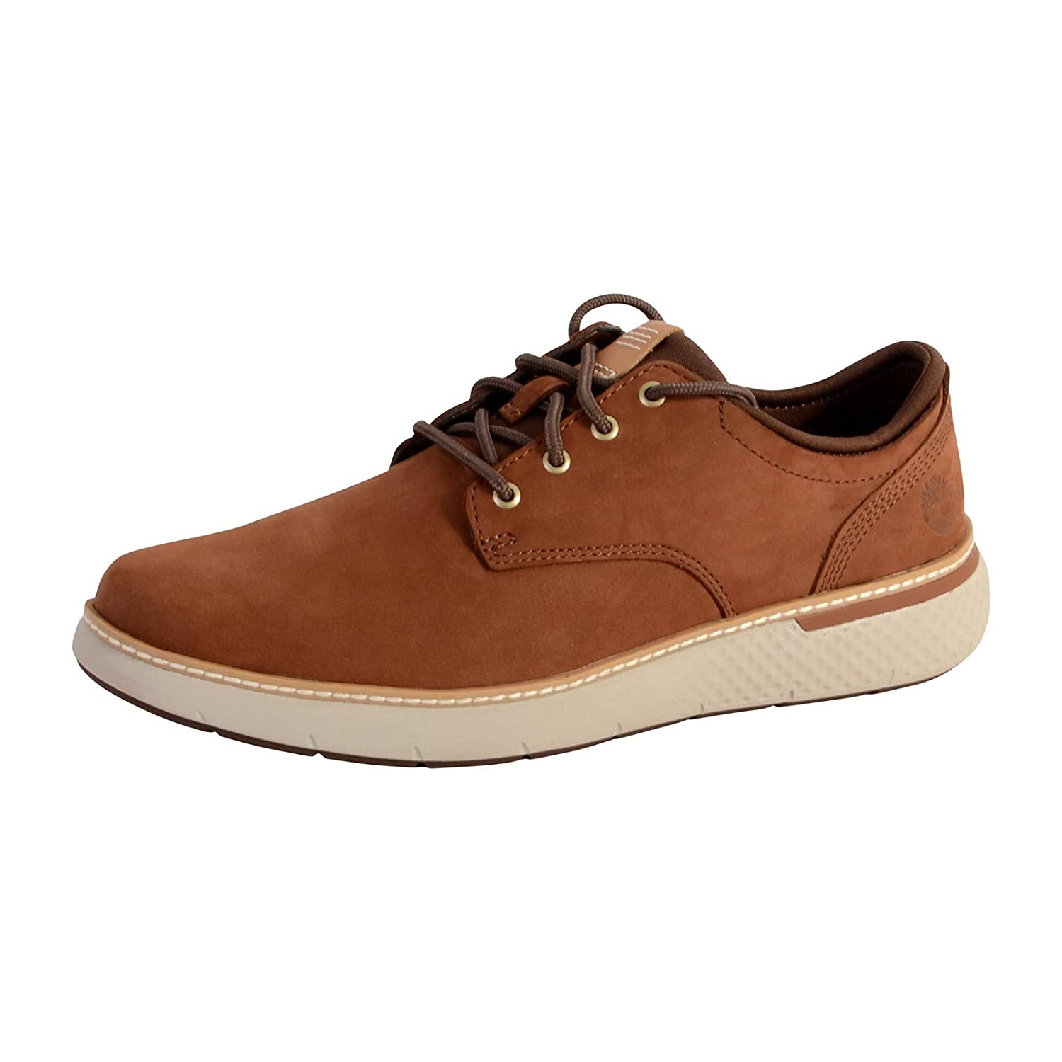 TALLA 42 EU. Zapato Timberland CA1TSH Cross Mark Oxford COGNA