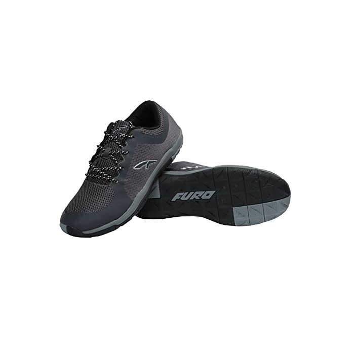30d3c2b8929 Furo (By Red Chief) WB10003 801 Black Running Shoes For Men - 10 (UK India)   Buy Online at Low Prices in India - Amazon.in