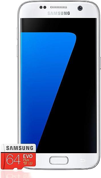 Samsung Galaxy S7 Smartphone Bundle (5,1 pulgadas (12,9 cm ...