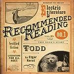 Todd | Etgar Keret,Benjamin Samuel (foreword)