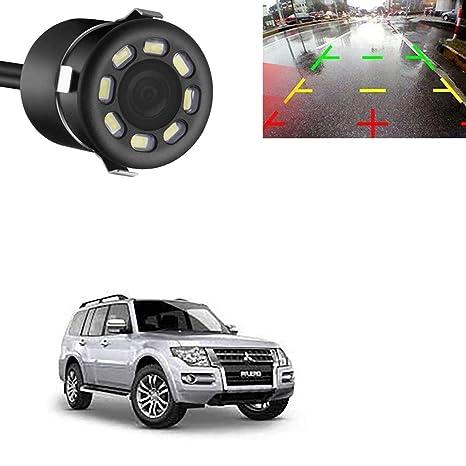 Car Rear View Parking 8 LED Night Vision Camera CMOS NTSC 12V 170°