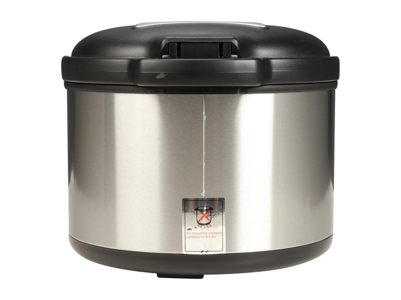 Tayama TXM-50CF Energy-Saving Thermal Cooker, 5 L, Black by TAYAMA (Image #5)