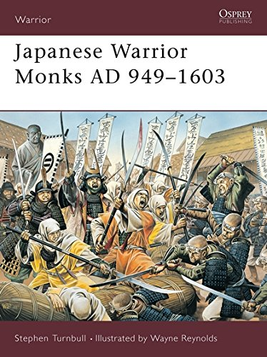 Japanese Warrior Monks AD 949–1603 ebook