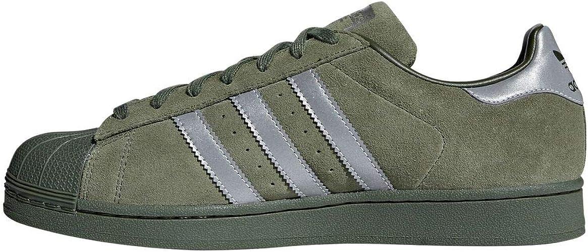 Chaussures Adidas Superstar,Verde,40 EU,Vert,40 EU: Amazon