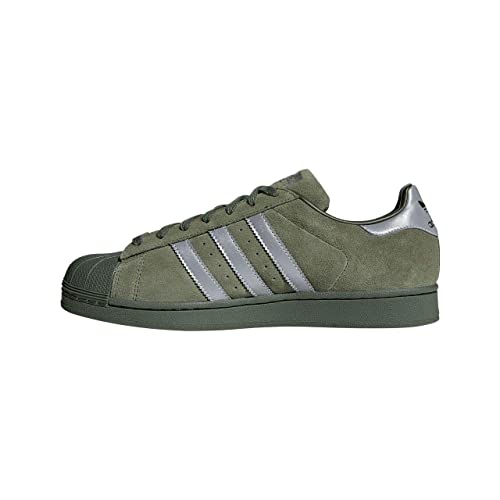 new concept 0beef b196f adidas Superstar Base Green Supercolor Night Cargo 43