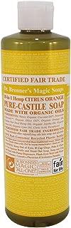 product image for Dr Bronner Soap Liq Citrus Orange