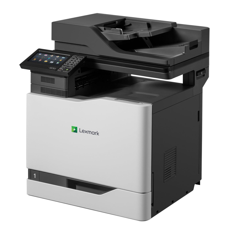 Amazon Lexmark CX820DE Color Laser Multifunction Printer 42K0010 Electronics