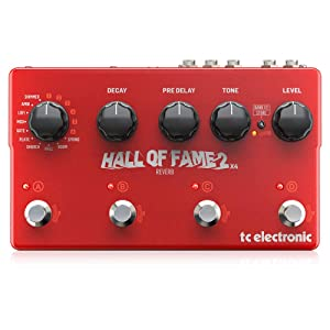 TC Electronic HALL OF FAME 2 X4 REVERB