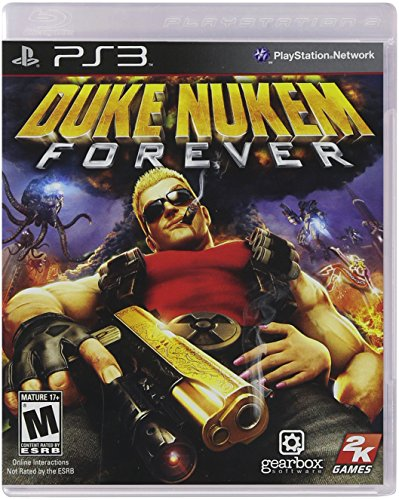 Duke Nukem Forever - Playstation ()