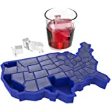 U Ice of A Silicone Mold and Ice Cube Tray- Candy, Soap, Toy, DIY by TrueZoo