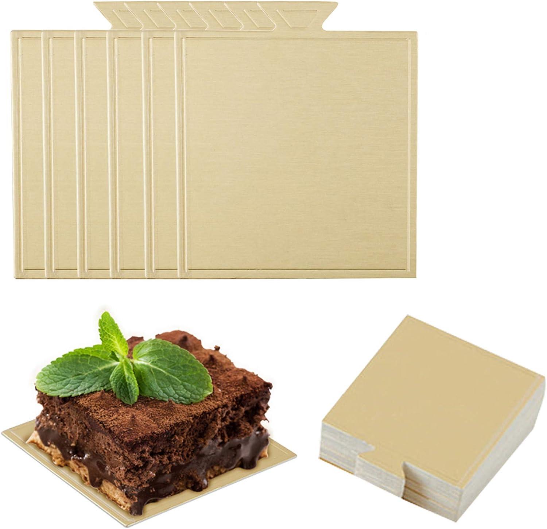 Cardboard Trays Gold Cake Pastry cm 18x26-PZ 92-kg 5