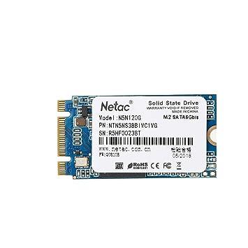 Grborn Unidad de Estado sólido Netac N5N Unidad de Disco Duro SSD ...