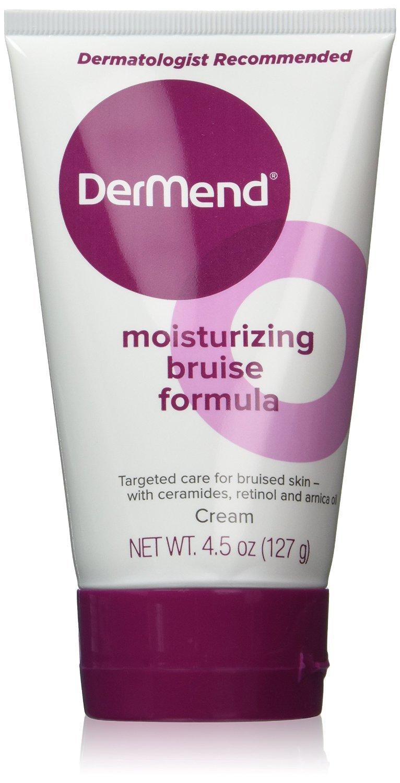 DerMend Moisturizing Bruise Formula Cream 4.50 oz (Pack of 6)