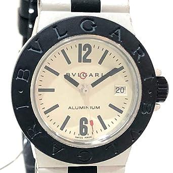 sale retailer 474ae 2463c Amazon | (ブルガリ)BVLGARI AL29A アルミニウム デイト ...