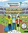 Vive les jeux Olympiques par Billioud