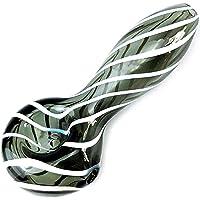 venyss Handmade 4.1 inch Blown Glass (Gray A)