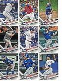 Toronto Blue Jays / Complete 2017 Topps Series 1 & 2 Baseball Team Set. FREE 2016 TOPPS BLUE JAYS TEAM SET WITH PURCHASE!